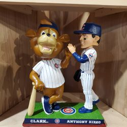 Another Cubs bobblehead