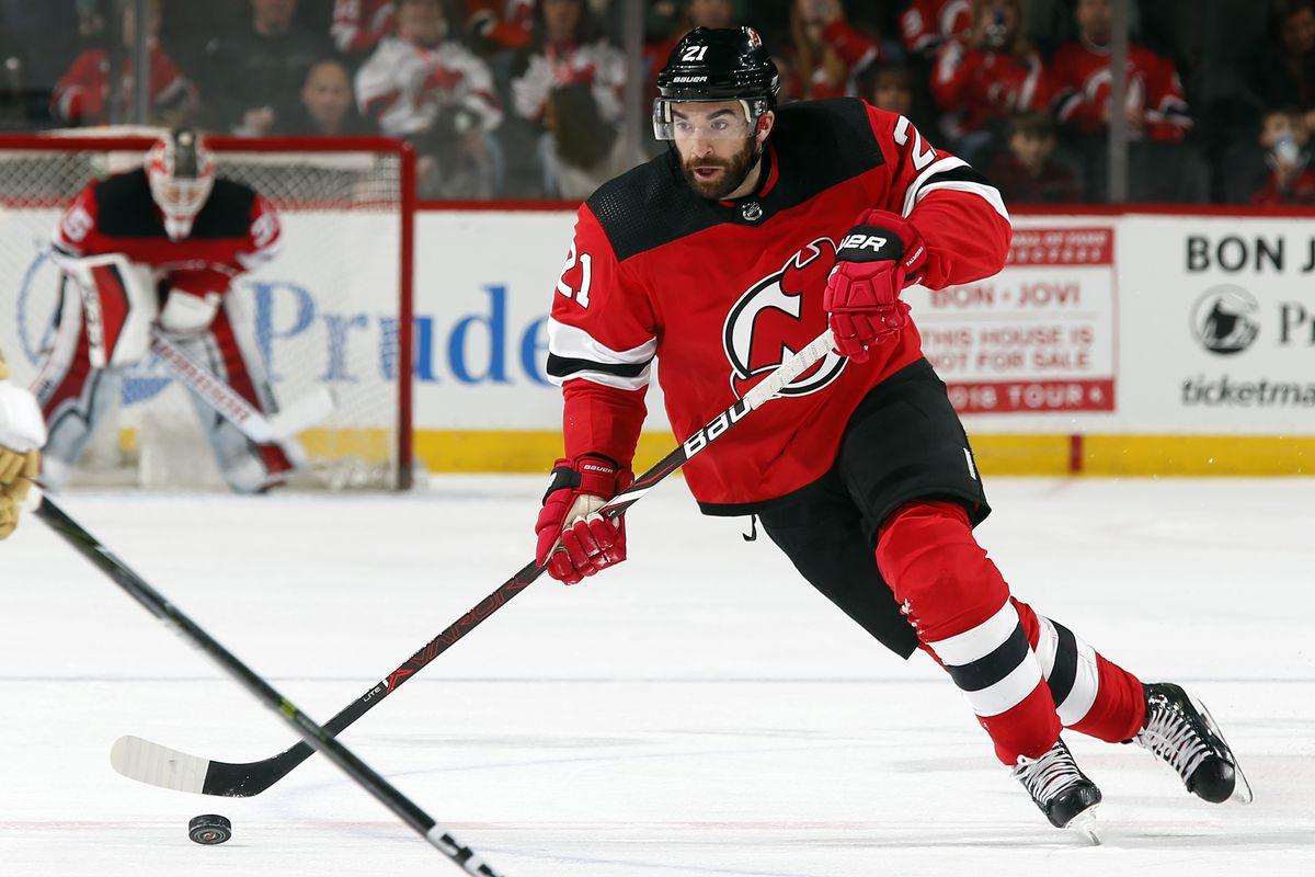 size 40 38874 4beb8 Kyle Palmieri: The Man Who Launched the Devils' Rebuild ...