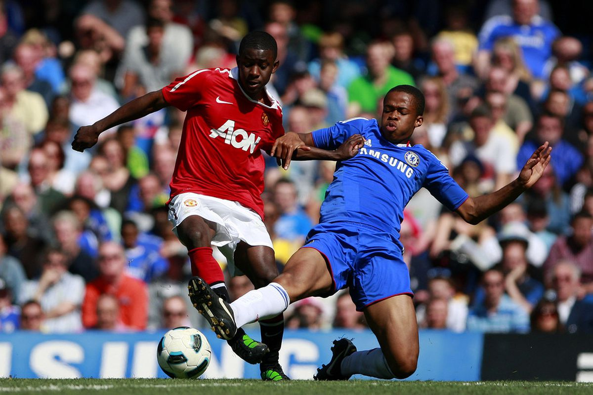 Larnell Cole made his senior in September during a Carling Cup clash versus Leeds United