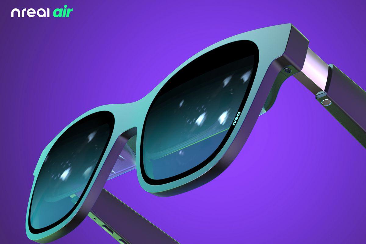 Nreal Air smart glasses