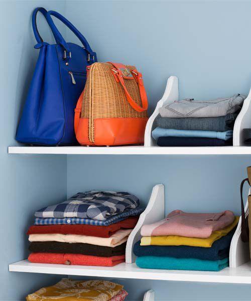 Straighten Up when planning to redo your bedroom closet