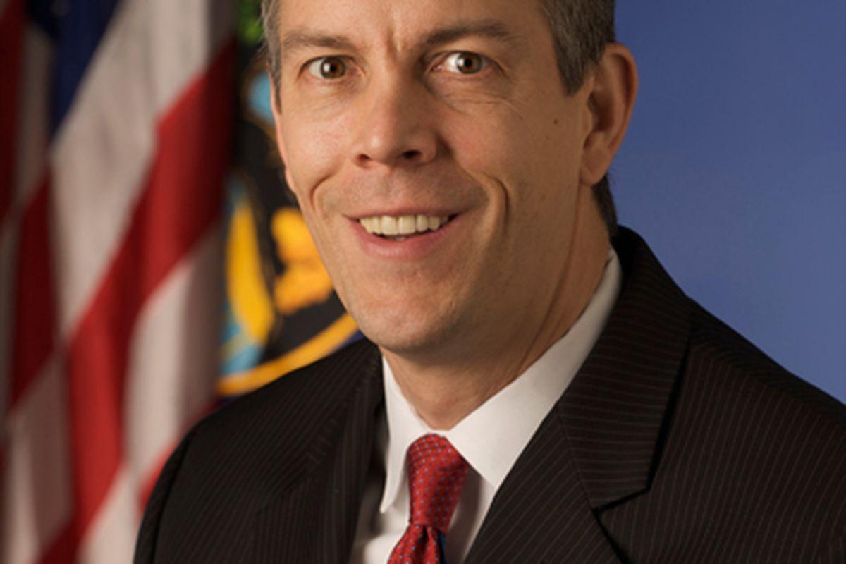 Federal education secretary Arne Duncan.