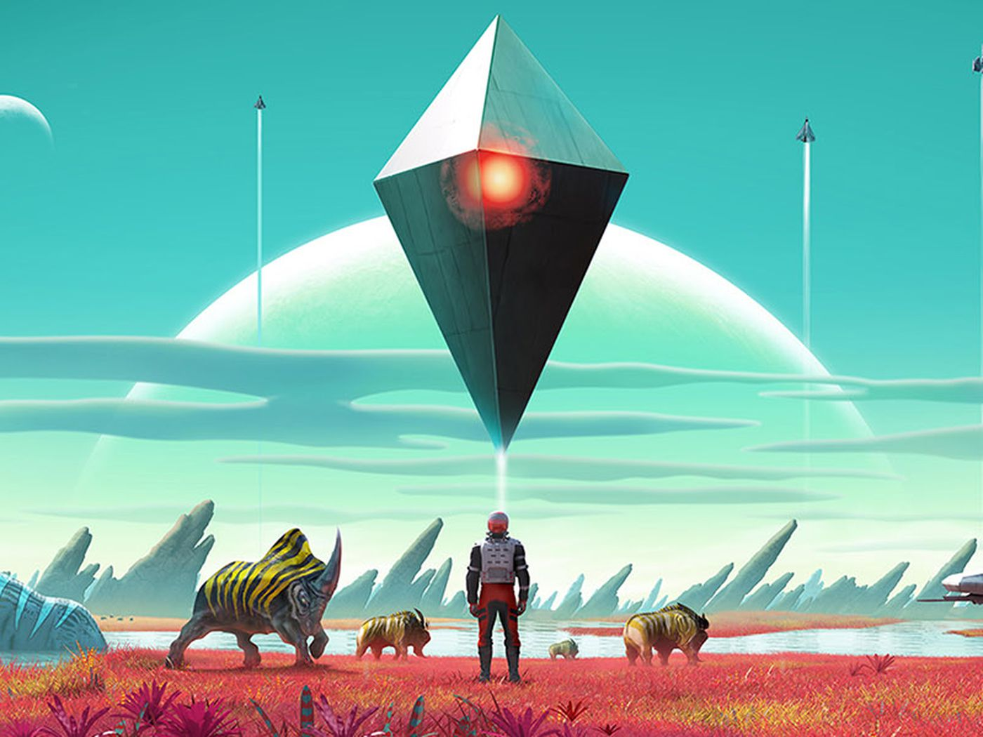 No Man S Sky Was A Pr Disaster Wrapped In Huge Sales Polygon