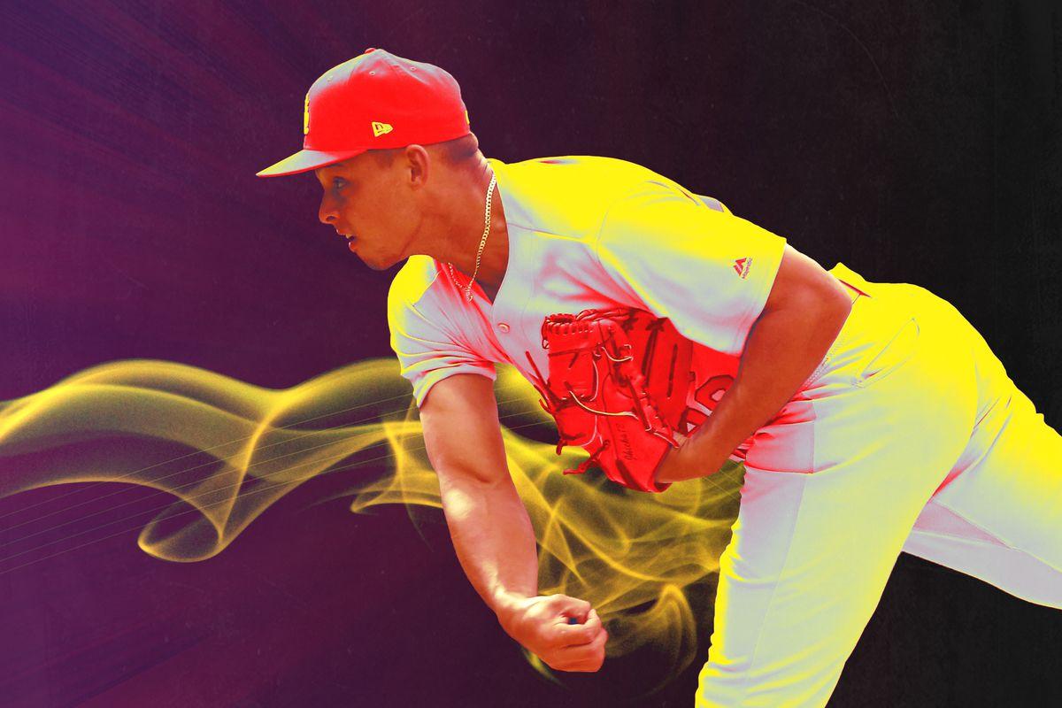 d4c54b600f3 Jordan Hicks Is Melting MLB s Radar Guns—Wait