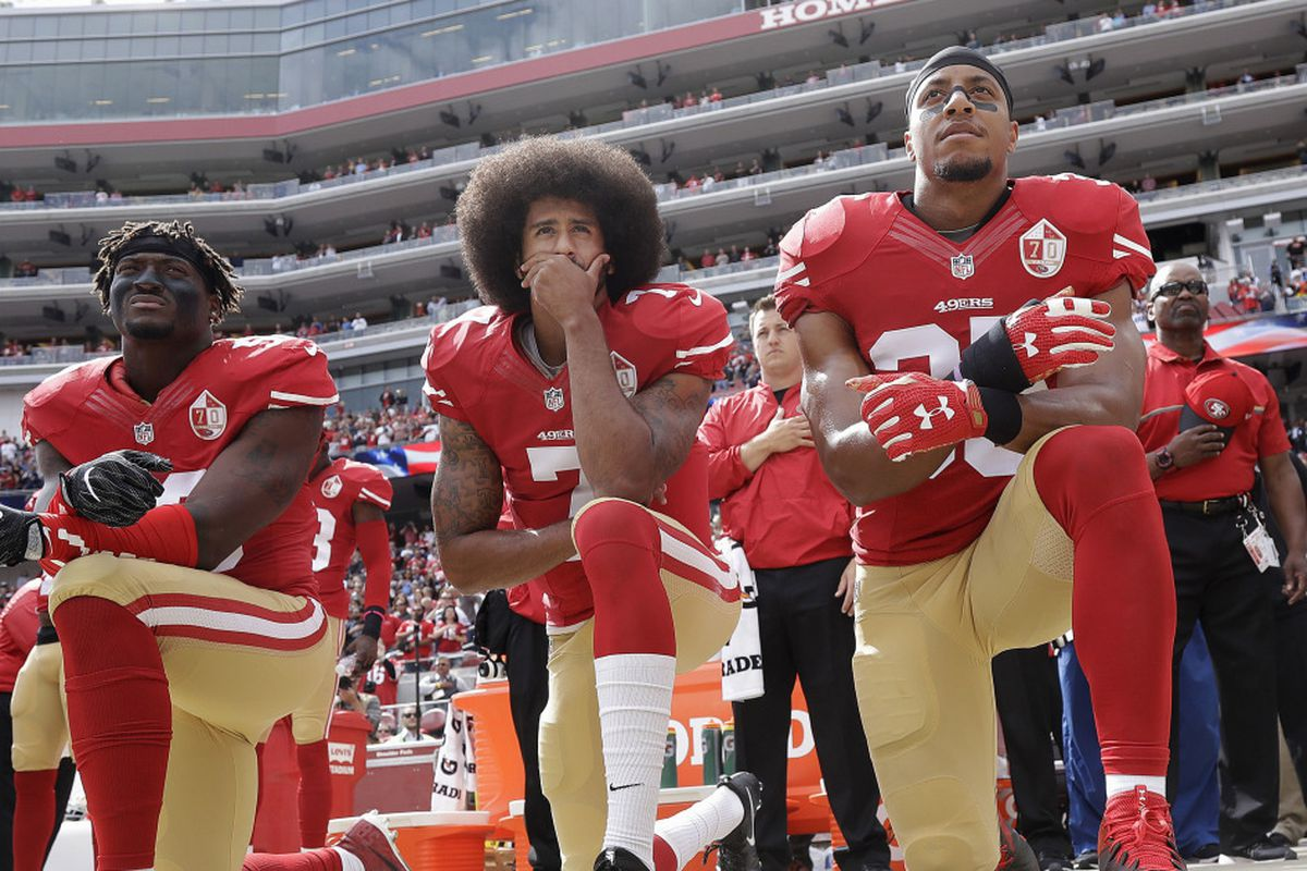 JACKSON: Kaepernick's protest is part of a patriotic tradition