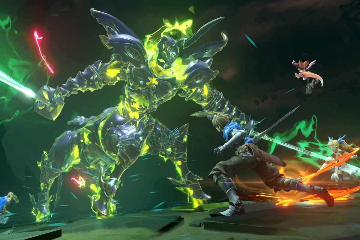 PlatinumGames no longer developing Granblue Fantasy action-RPG - Polygon