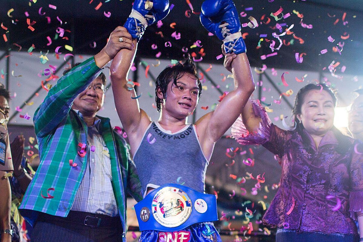 Thai Transgender Kick Boxer Fights For Identity