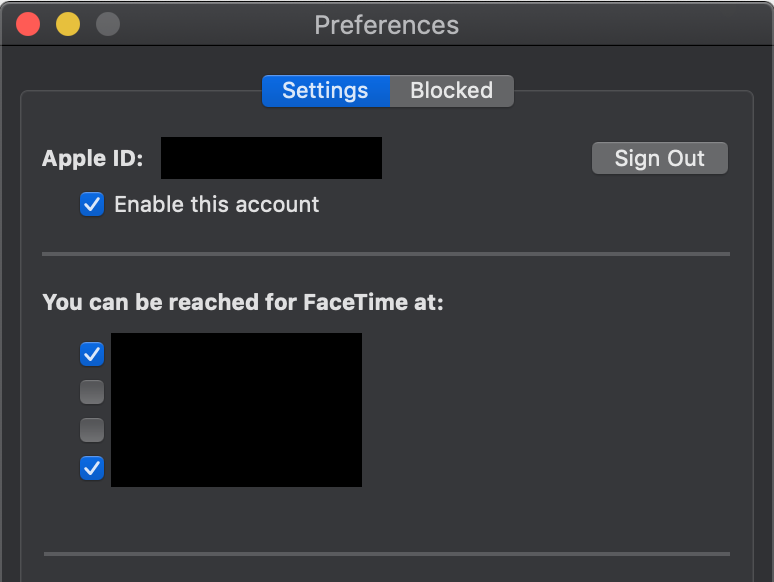 Focus Time Preferences