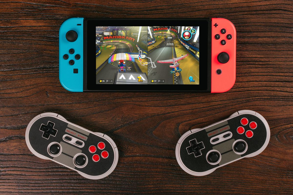 8bitdo's NES30 Pro controller is an almost perfect Nintendo