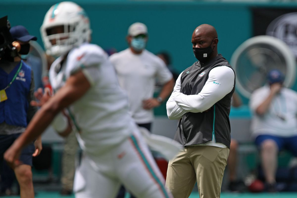 Armando Salguero: Miami Dolphins aim at .500 for first time under Brian Flores. What it means going forward.