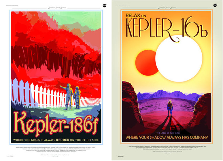 exoplanet posters 2