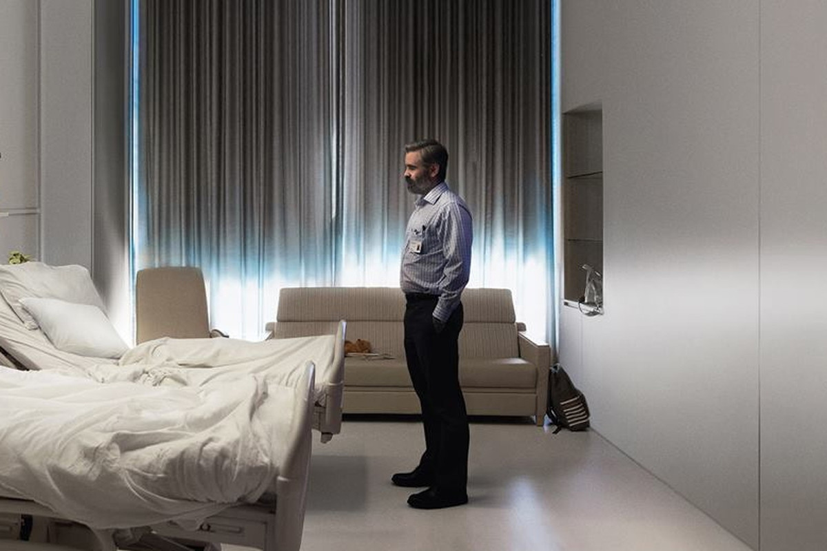 Colin Farrell as Steven in 'The Killing of a Sacred Deer'