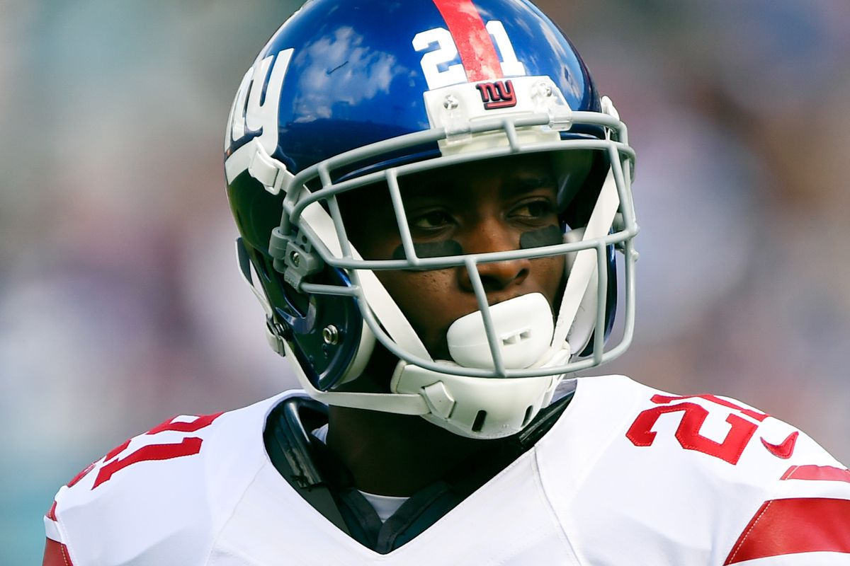 Dominique Rodgers-Cromartie is one of the core players for the Giants defense in 2015.