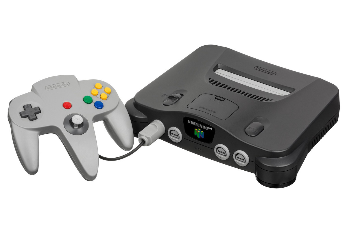 Nintendo dashes hopes of an N64 Classic - The Verge