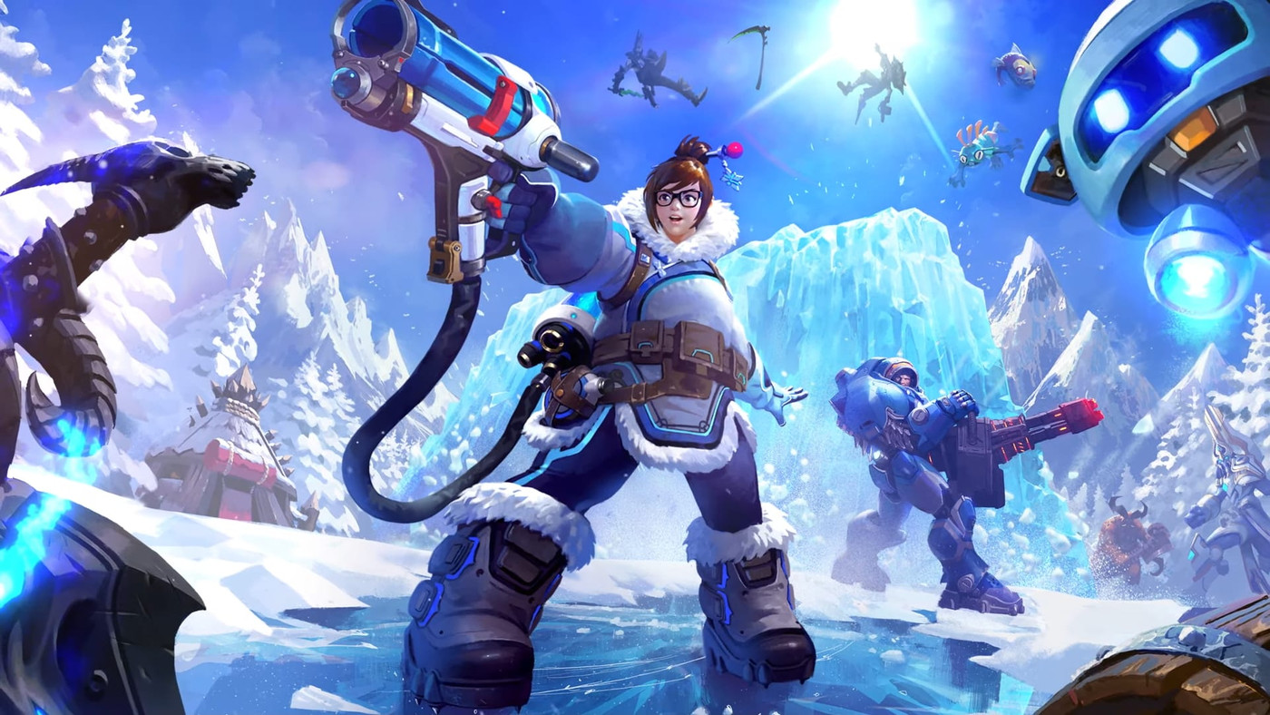 Heroes Of The Storm Adds Death Knight Mei All Random Mode And More Polygon