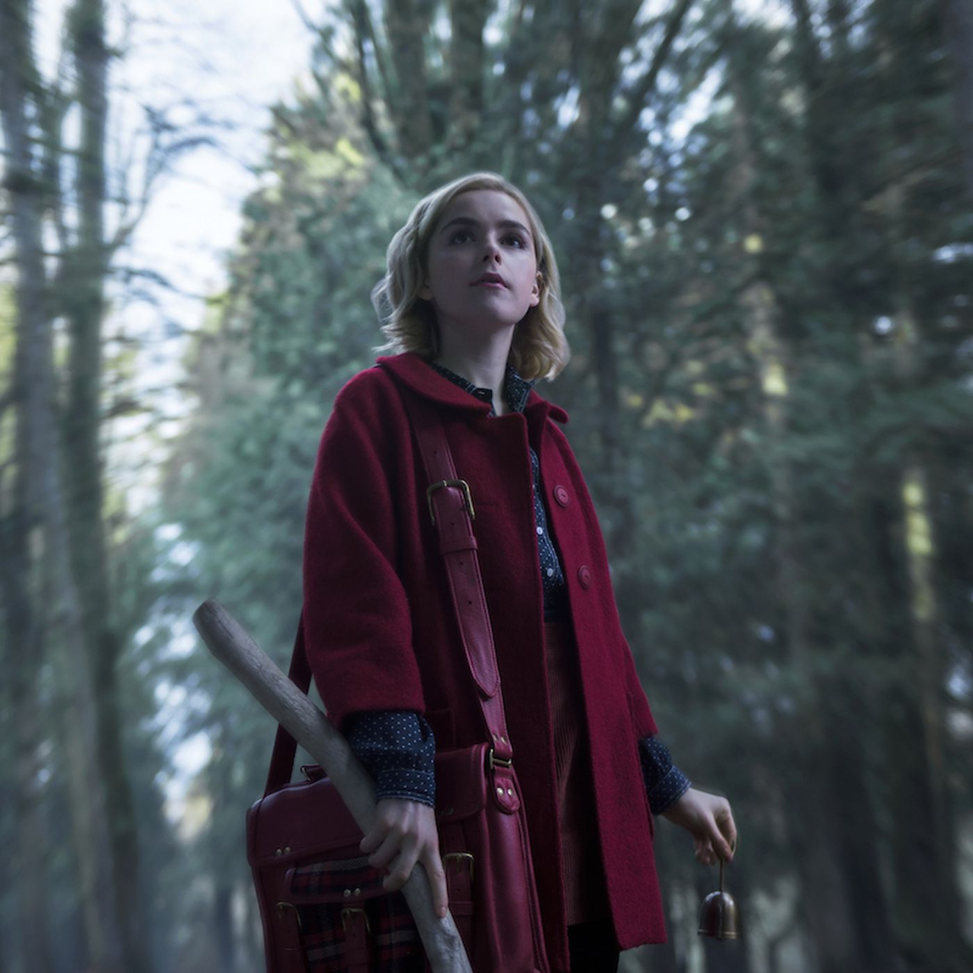 The Chilling Adventures Of Sabrina Teaser Looks Like Riverdale Ft