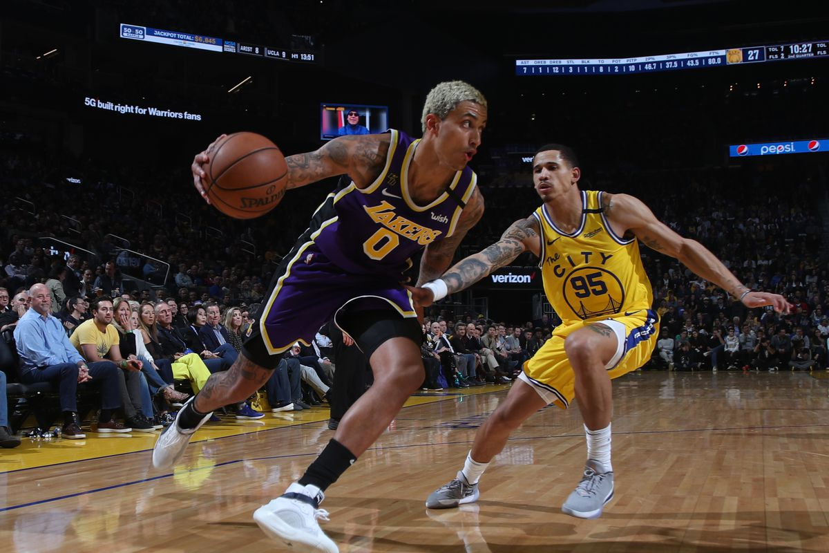 Jared Dudley Defends How Kyle Kuzma Has Played For Lakers This Season Silver Screen And Roll
