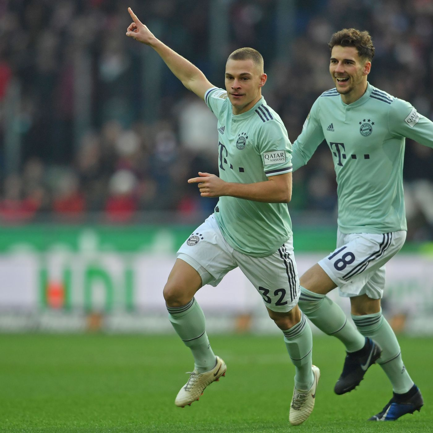 Five Observations From Bayern Munich S Comfortable 4 0 Win Over Hannover 96 Bavarian Football Works