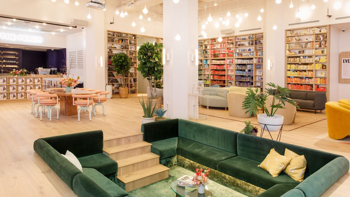 Why Social Clubs Are The Next Big Thing In Coworking Curbed