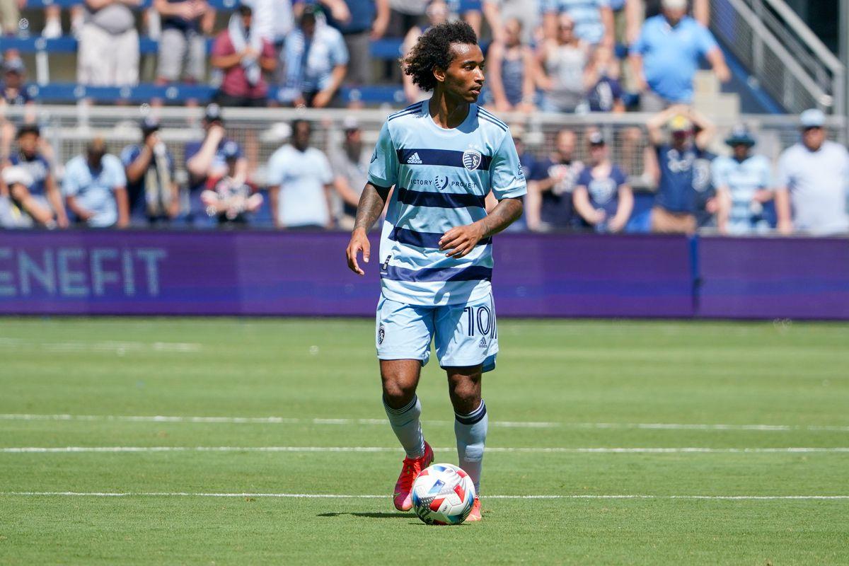 MLS: Austin FC at Sporting Kansas City