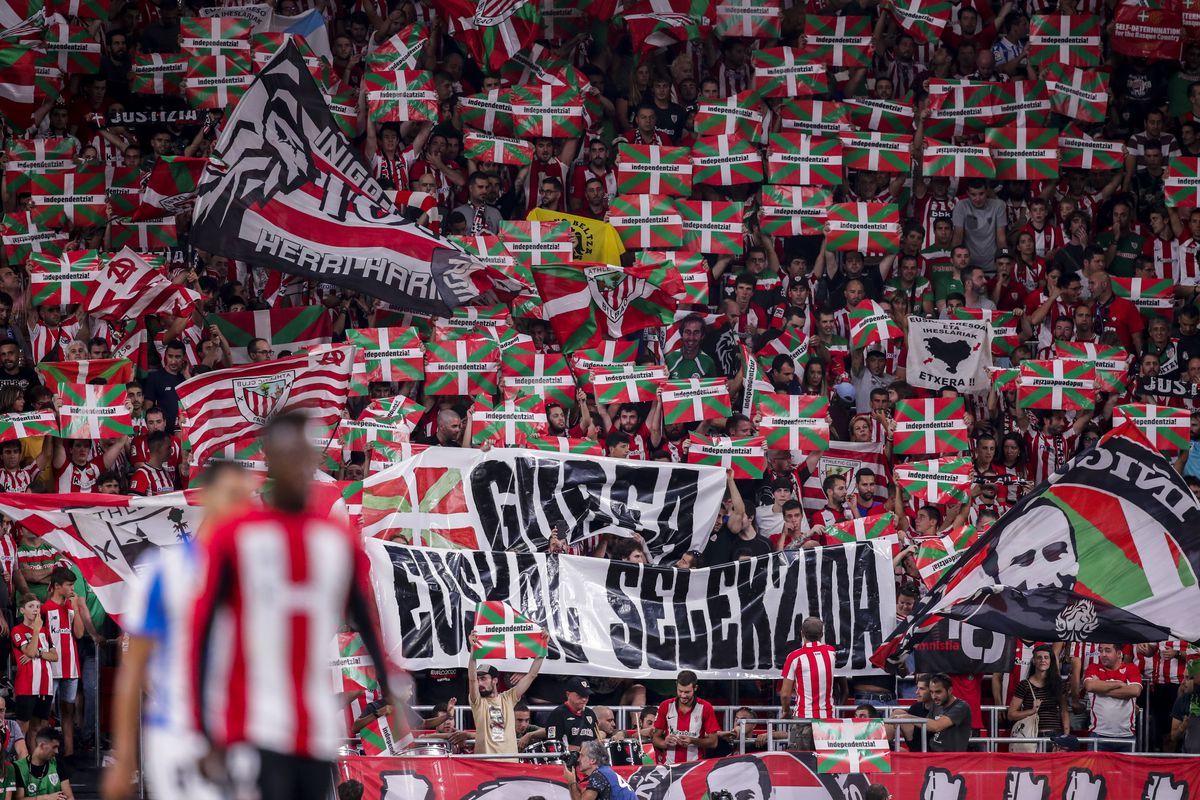 Athletic Bilbao v Real Sociedad - La Liga Santander