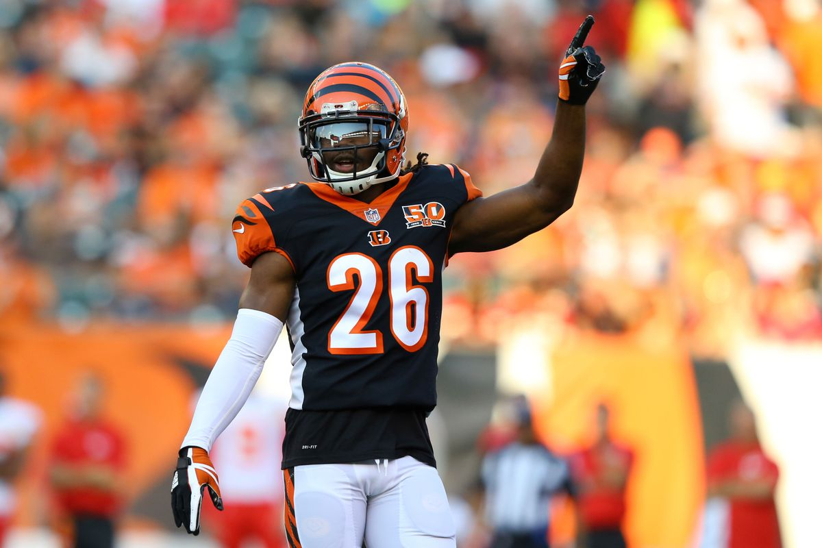 """watch f57db a2f73 Josh Shaw latest Bengals player to join """"Learning is Cool ..."""