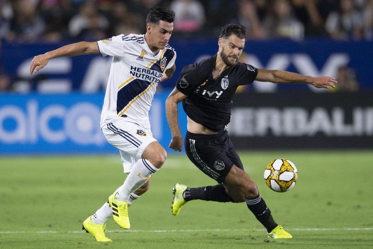 MLS: Sporting Kansas City at LA Galaxy