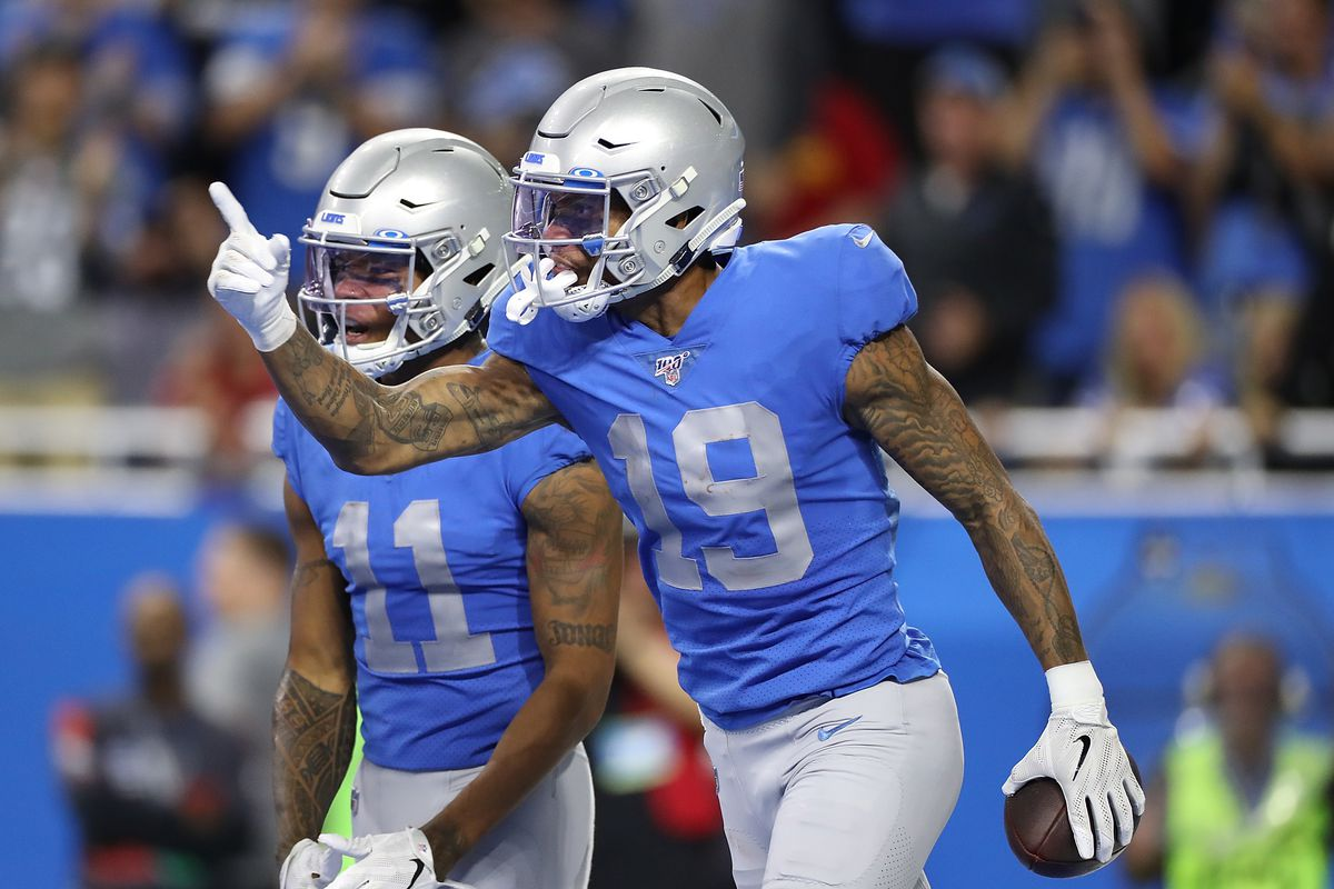 Kenny Golladay, Marvin Jones, may miss out on deserved Pro Bowl seasons