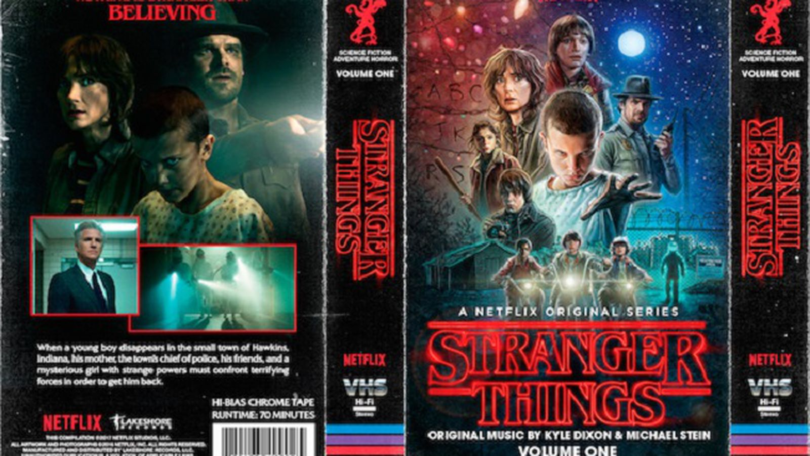 Stranger Things Soundtrack Is Getting A Retro Cassette