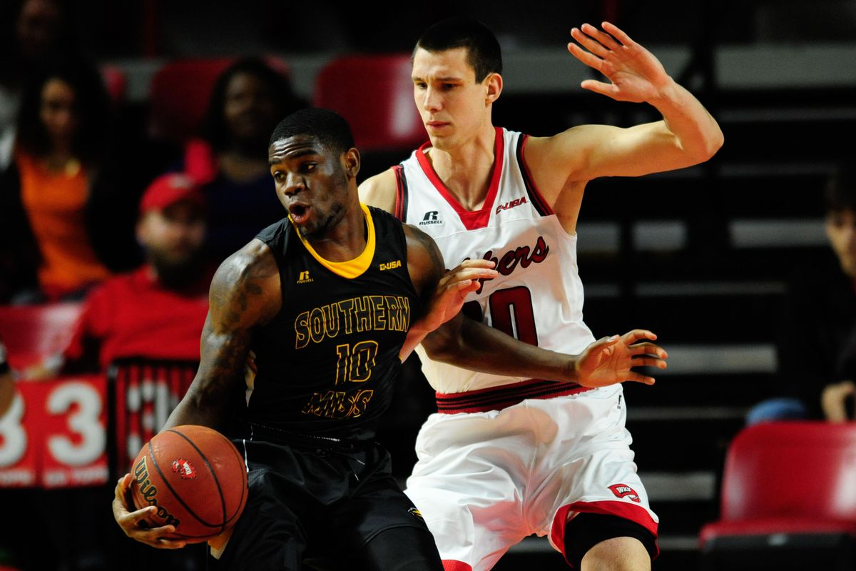 NCAA Basketball: Southern Mississippi at Western Kentucky