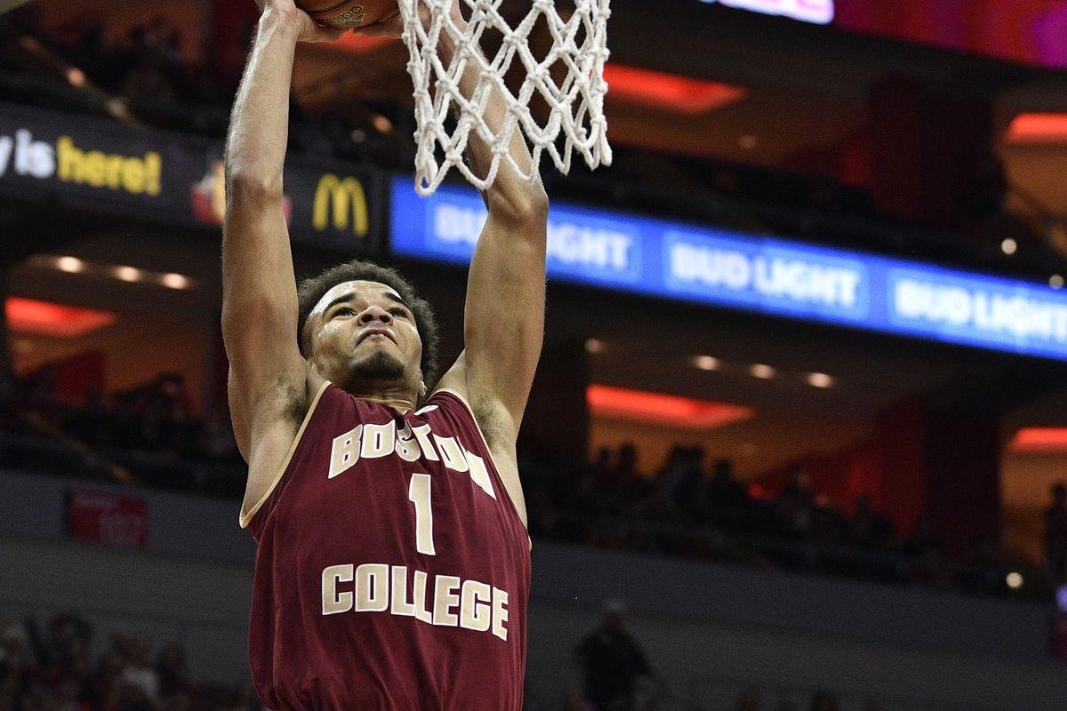 NCAA Basketball: Boston College at Louisville