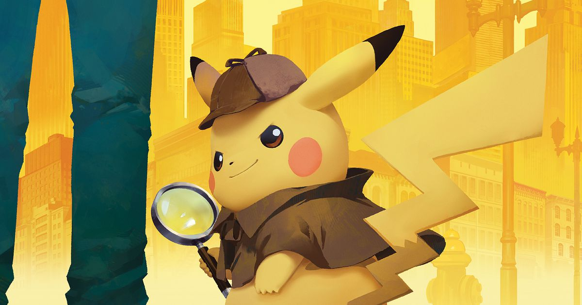 Detective Pikachu is the best Pokémon game in years - Polygon