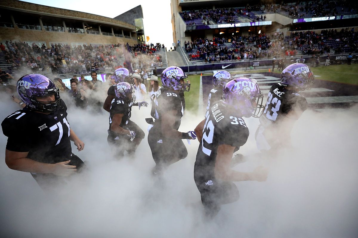 TCU vs. Texas Tech Game Thread: Frogs try to get back to .500