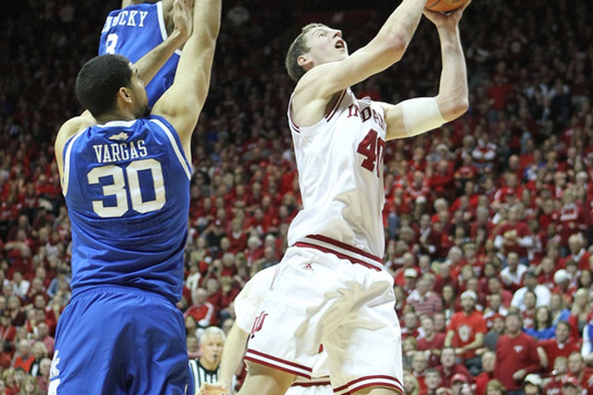 Kentucky might have to rematch the Indiana team that beat it, but that's not such a big deal.