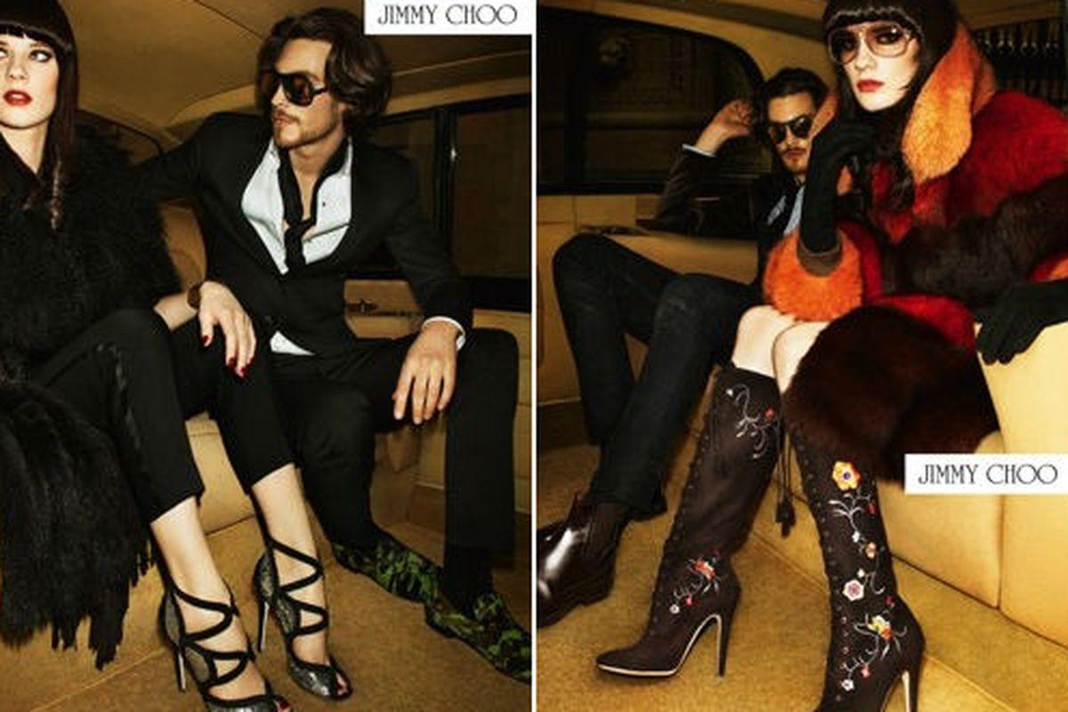 "Images via <a href=""http://www.wwd.com/media-news/fashion-memopad/backseat-drivers-6051320?src=rss/recentstories/20120706"">WWD</a>"
