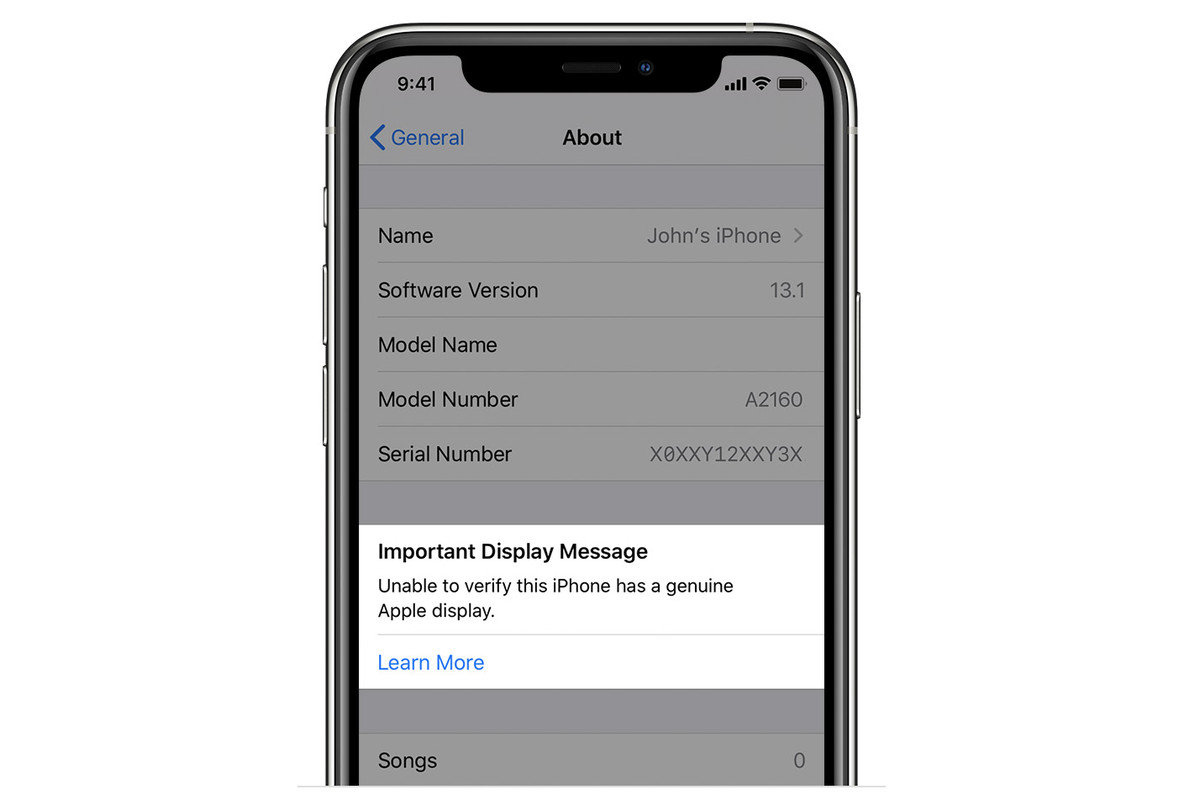 Apple S Iphone 11 And 11 Pro Will Show A Warning If They Can