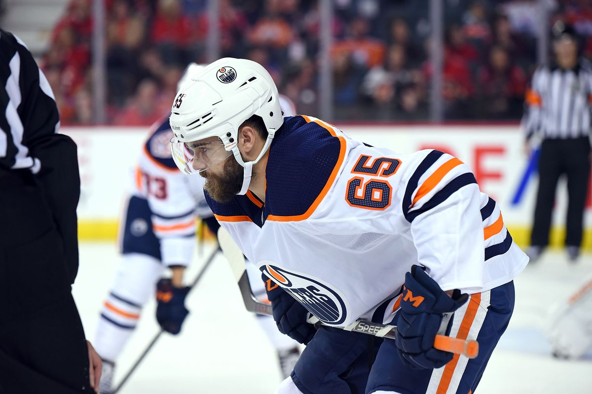 NHL: NOV 17 Oilers at Flames