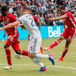 FC Dallas vs Vancouver Whitecaps