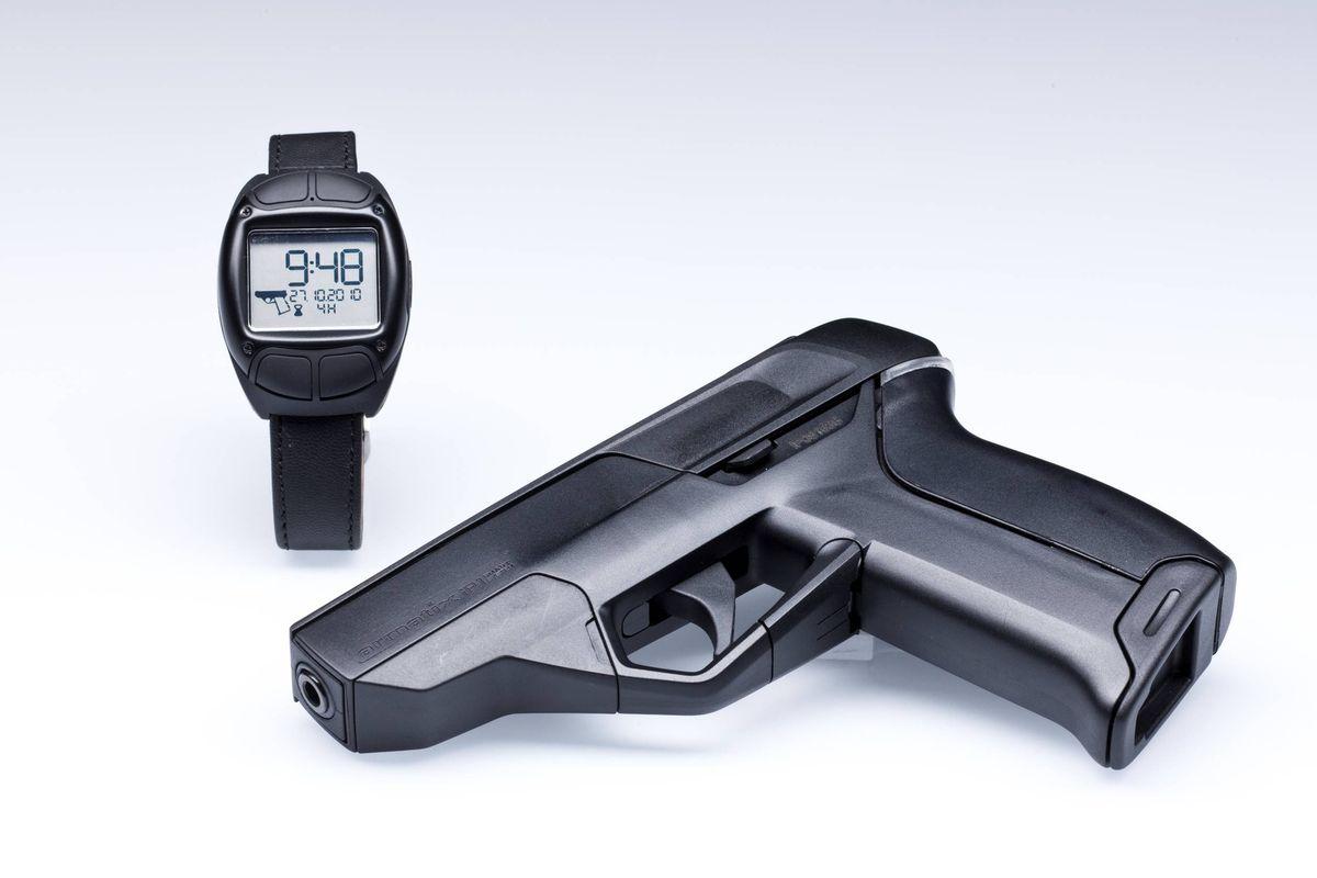Obama backs smart gun technology in new policy blueprint