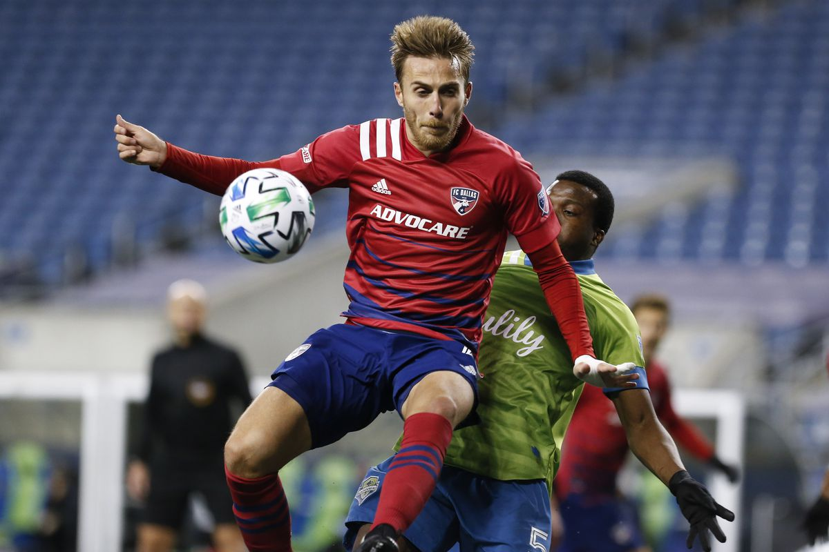 MLS: Cup Conference Semifinals-FC Dallas at Seattle Sounders FC