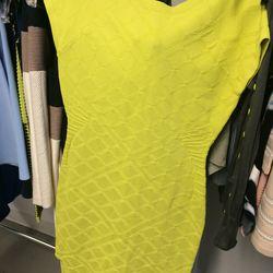 Sample dress, $100