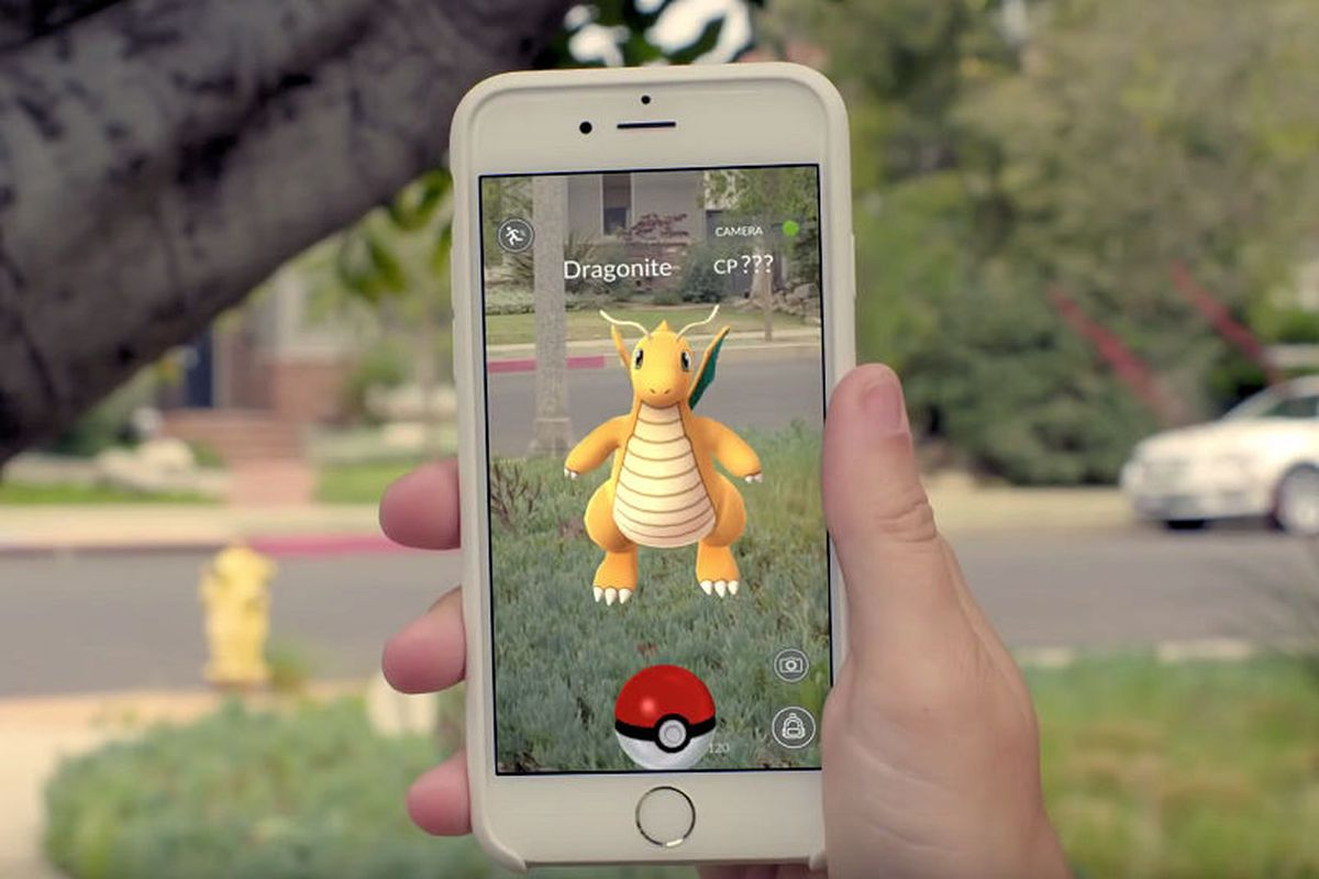 What is Pokémon Go and why is everybody talking about it  - Recode dd95a212b
