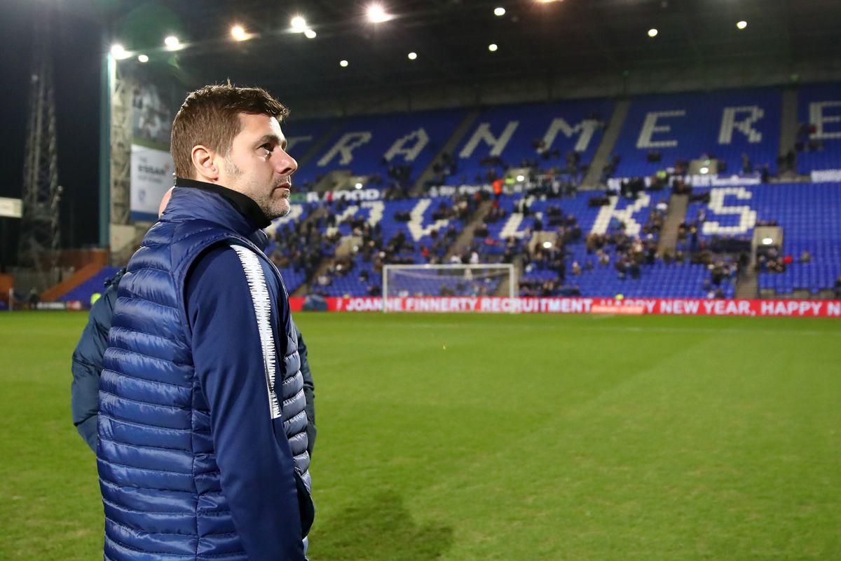 Tranmere Rovers v Tottenham Hotspur - FA Cup Third Round