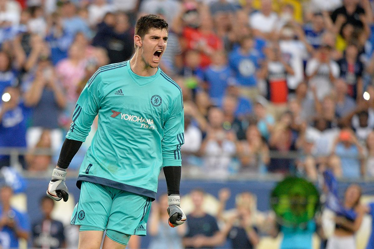 Will the return of Thibaut Courtois leave you shouting for joy?