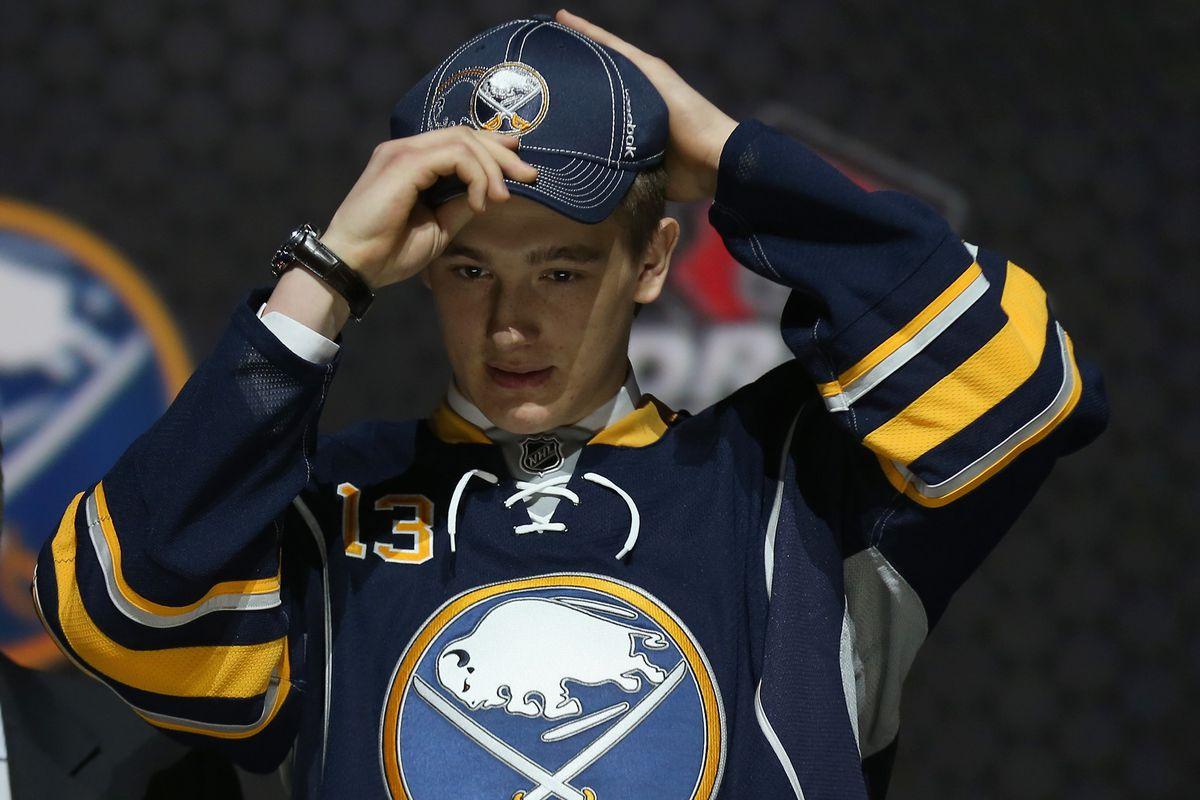 Buffalo prospect Nikita Zadorov