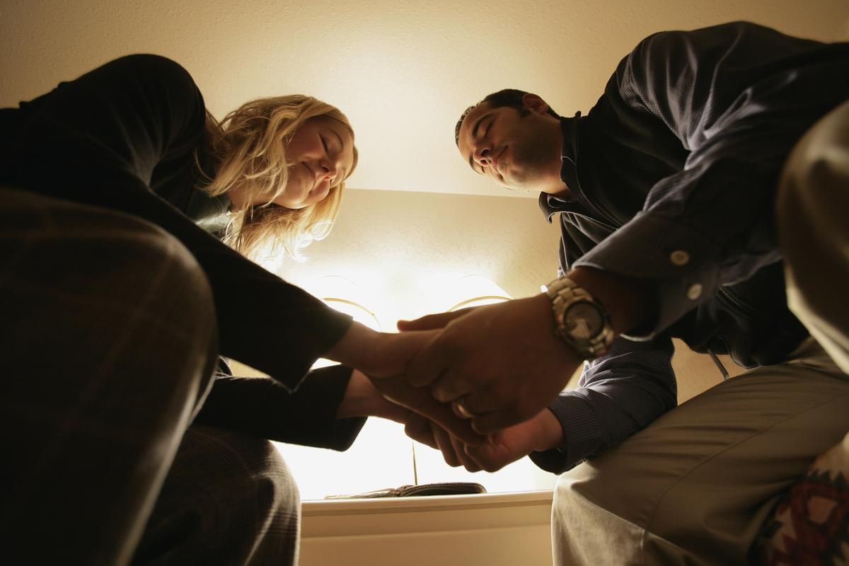 Praying together to stay together? The role prayer plays