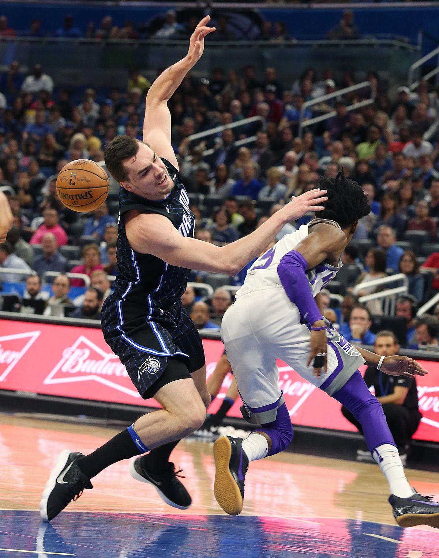 Sacramento Kings vs. Orlando Magic