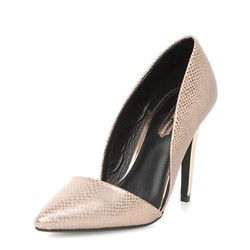 "<b>Dorothy Perkins</b>, <a href=""http://us.dorothyperkins.com/en/dpus/product/shoes-788624/heels-788675/mink-shimmer-2-part-court-shoes-3680983?bi=1&ps=200"">$49</a>"