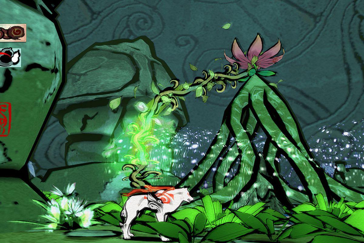 Gallery Photo: 'Okami HD' Gamescom 2012 screenshots