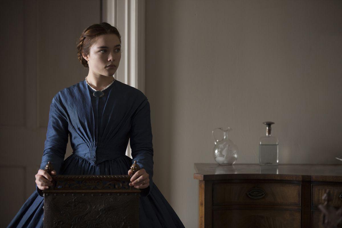 Florence Pugh in Lady Macbeth.